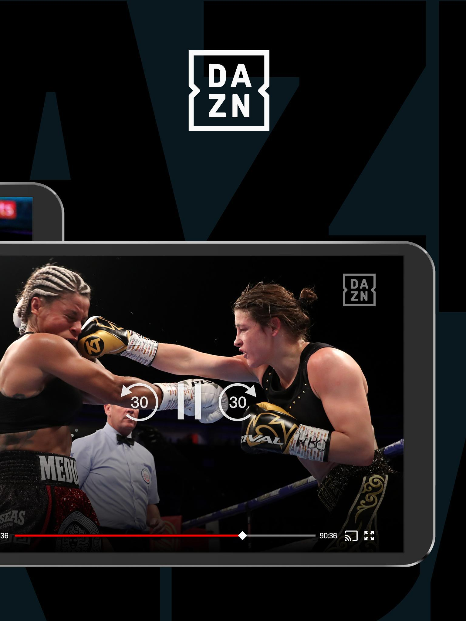 DAZN Live Fight Sports: Boxing, MMA & More 1.69.13 Screenshot 10