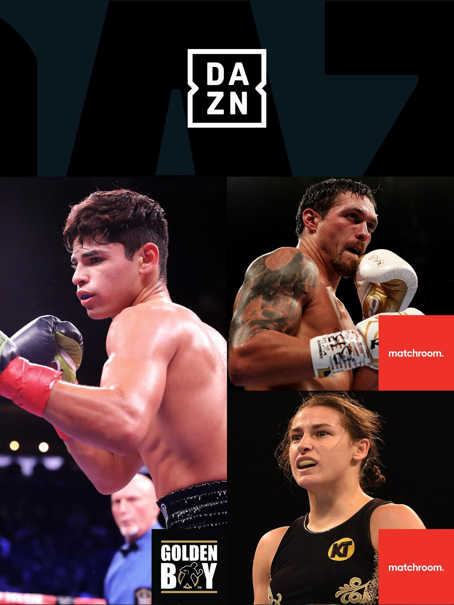 DAZN Live Fight Sports: Boxing, MMA & More 1.69.13 Screenshot 12