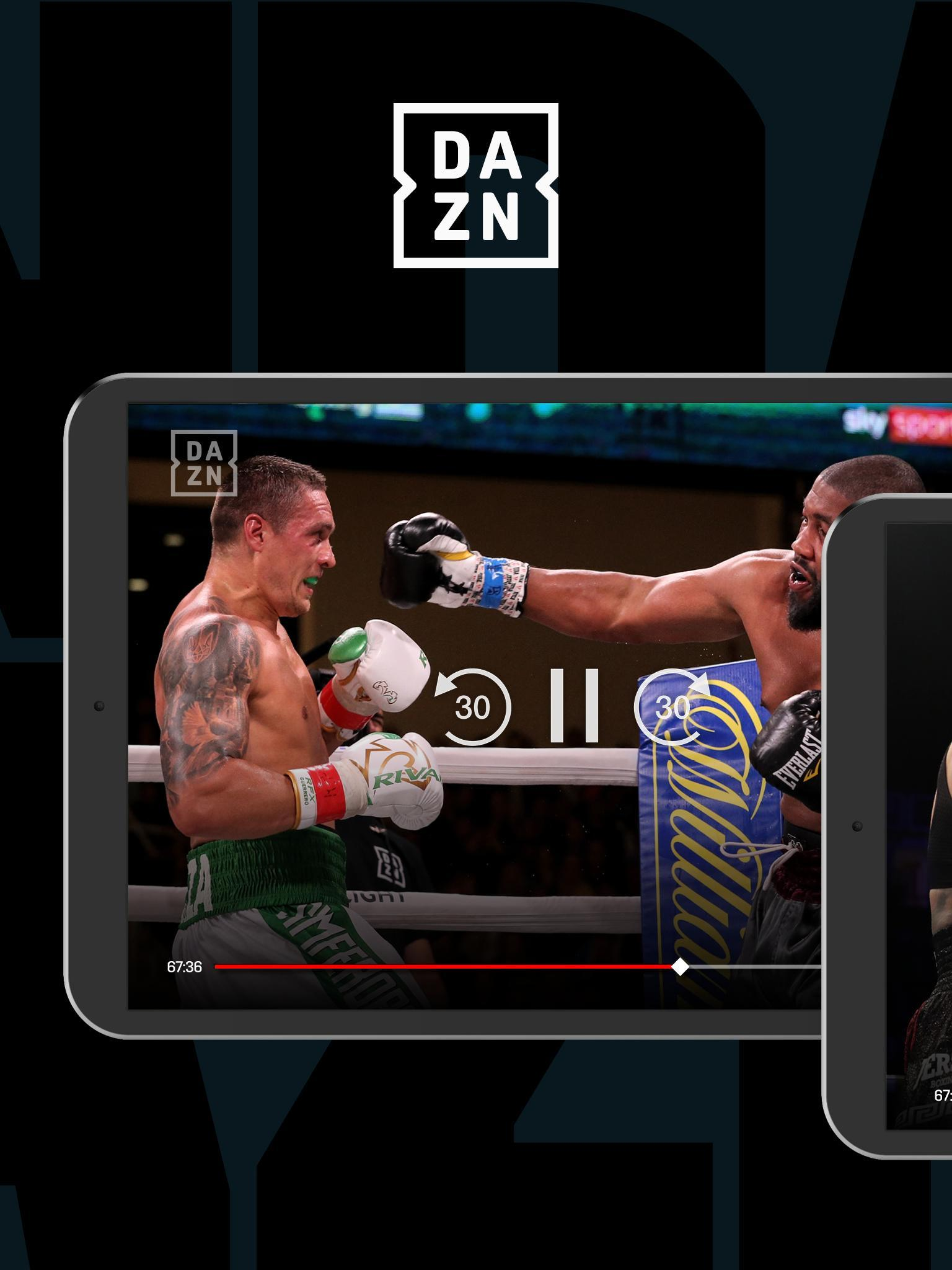 DAZN Live Fight Sports: Boxing, MMA & More 1.69.13 Screenshot 9
