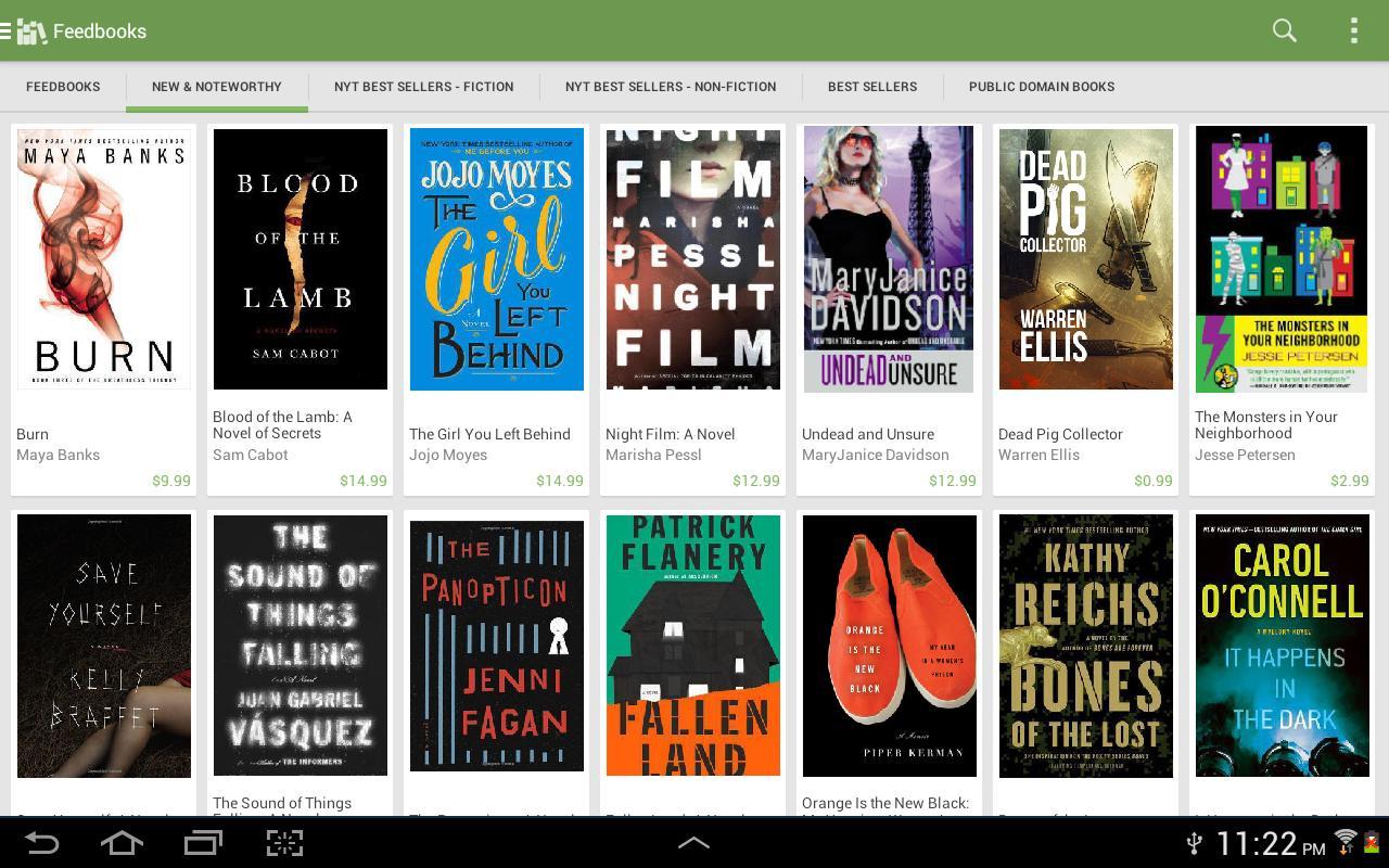 Aldiko Book Reader 3.1.3 Screenshot 11