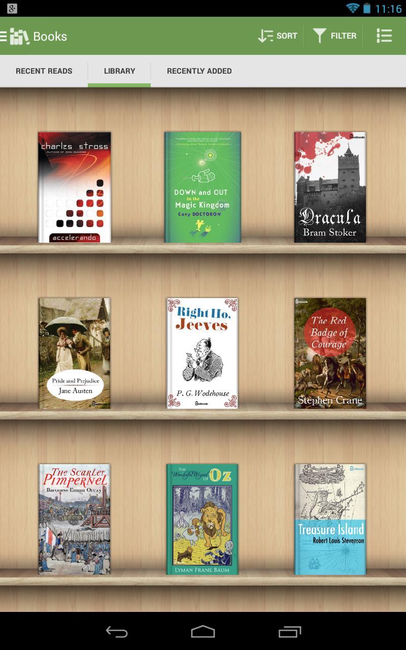 Aldiko Book Reader 3.1.3 Screenshot 13