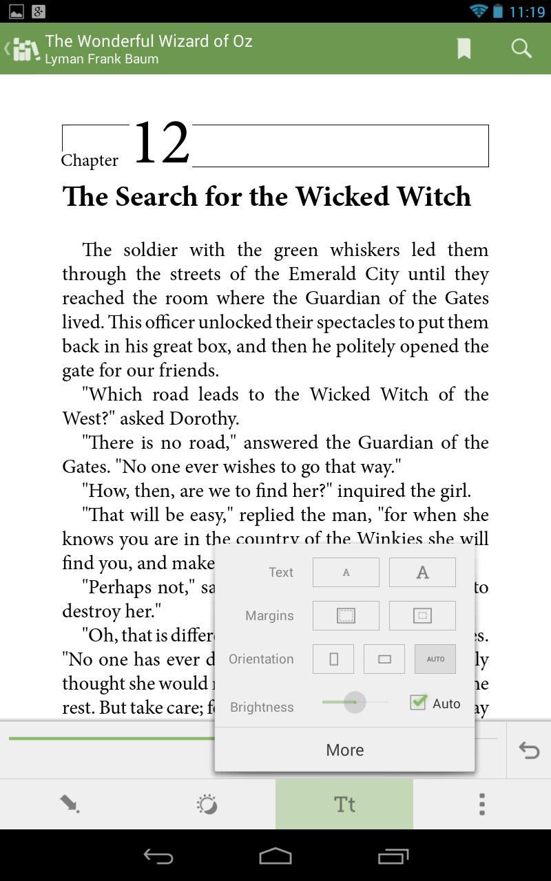 Aldiko Book Reader 3.1.3 Screenshot 15