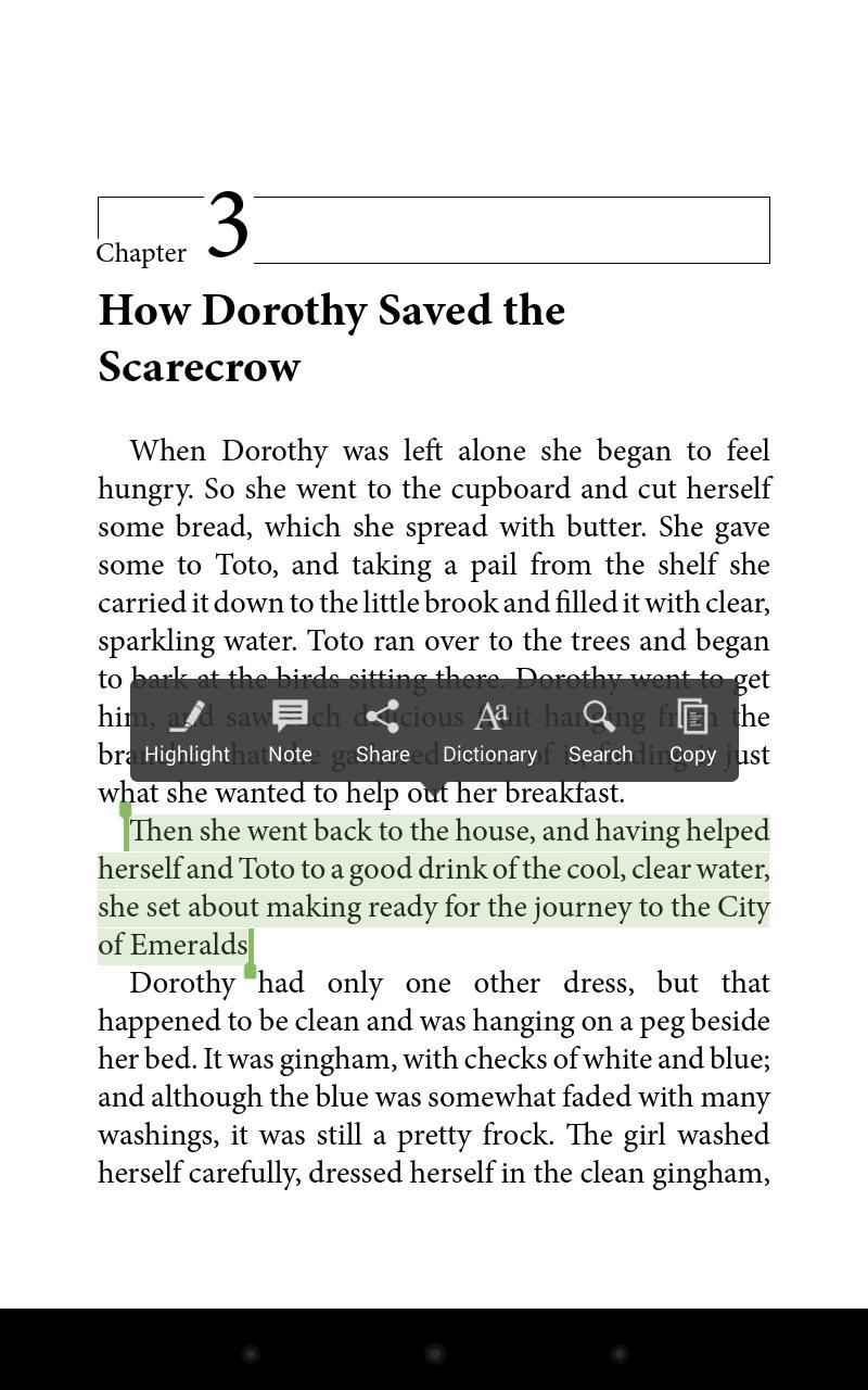 Aldiko Book Reader 3.1.3 Screenshot 16