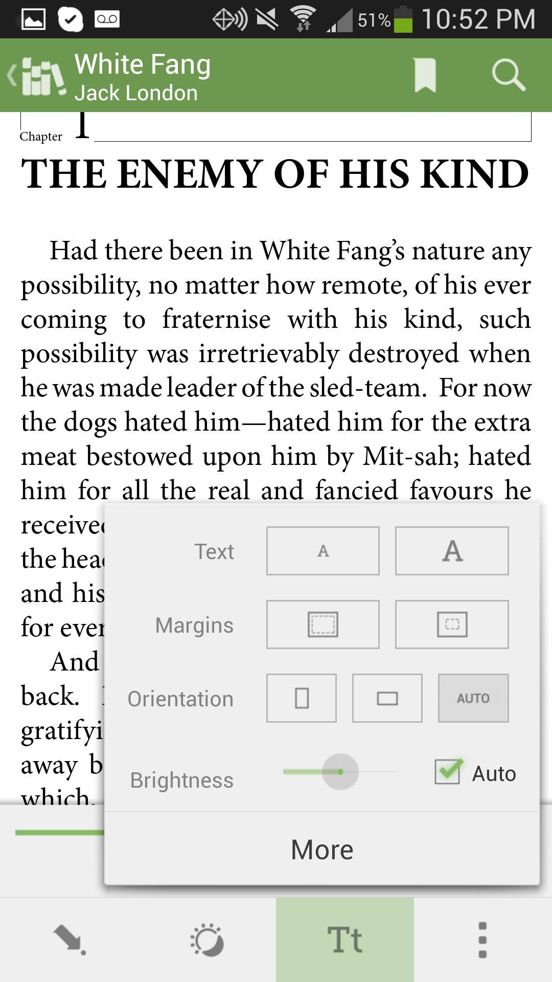 Aldiko Book Reader 3.1.3 Screenshot 4