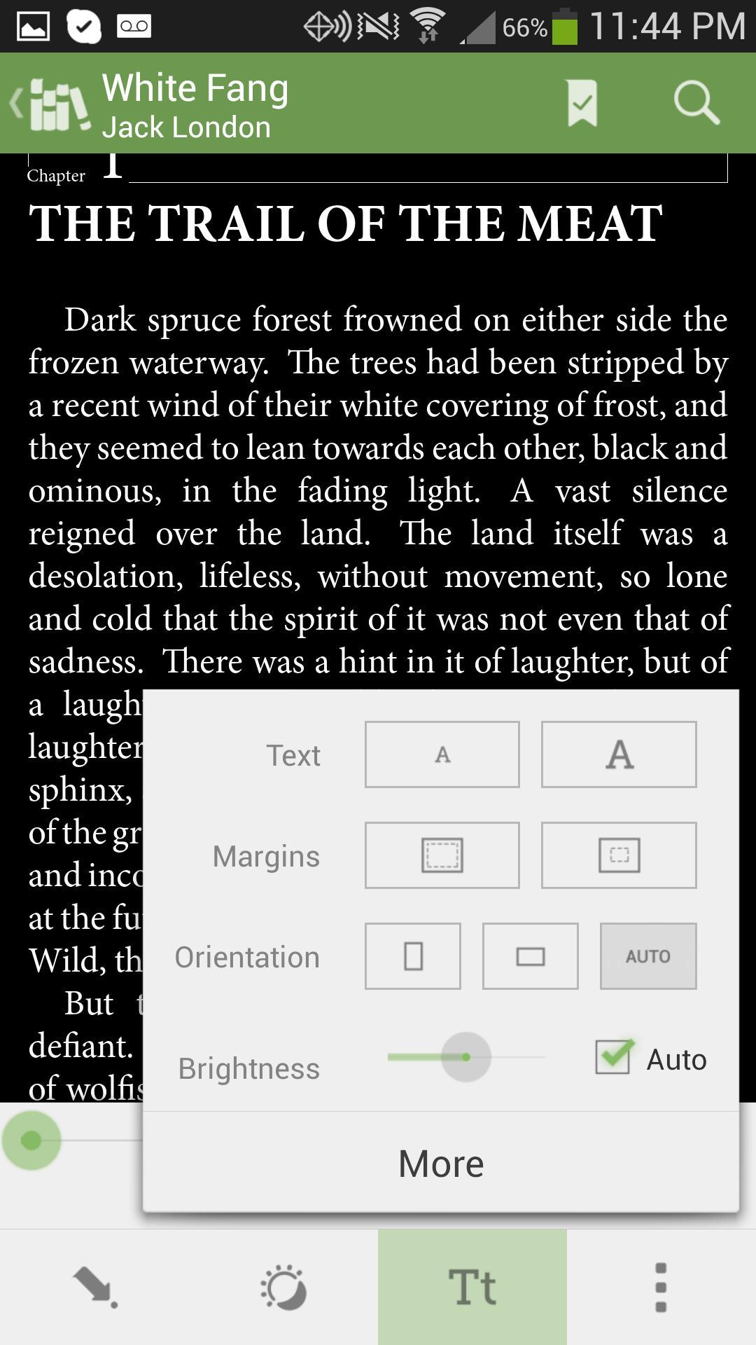 Aldiko Book Reader 3.1.3 Screenshot 5