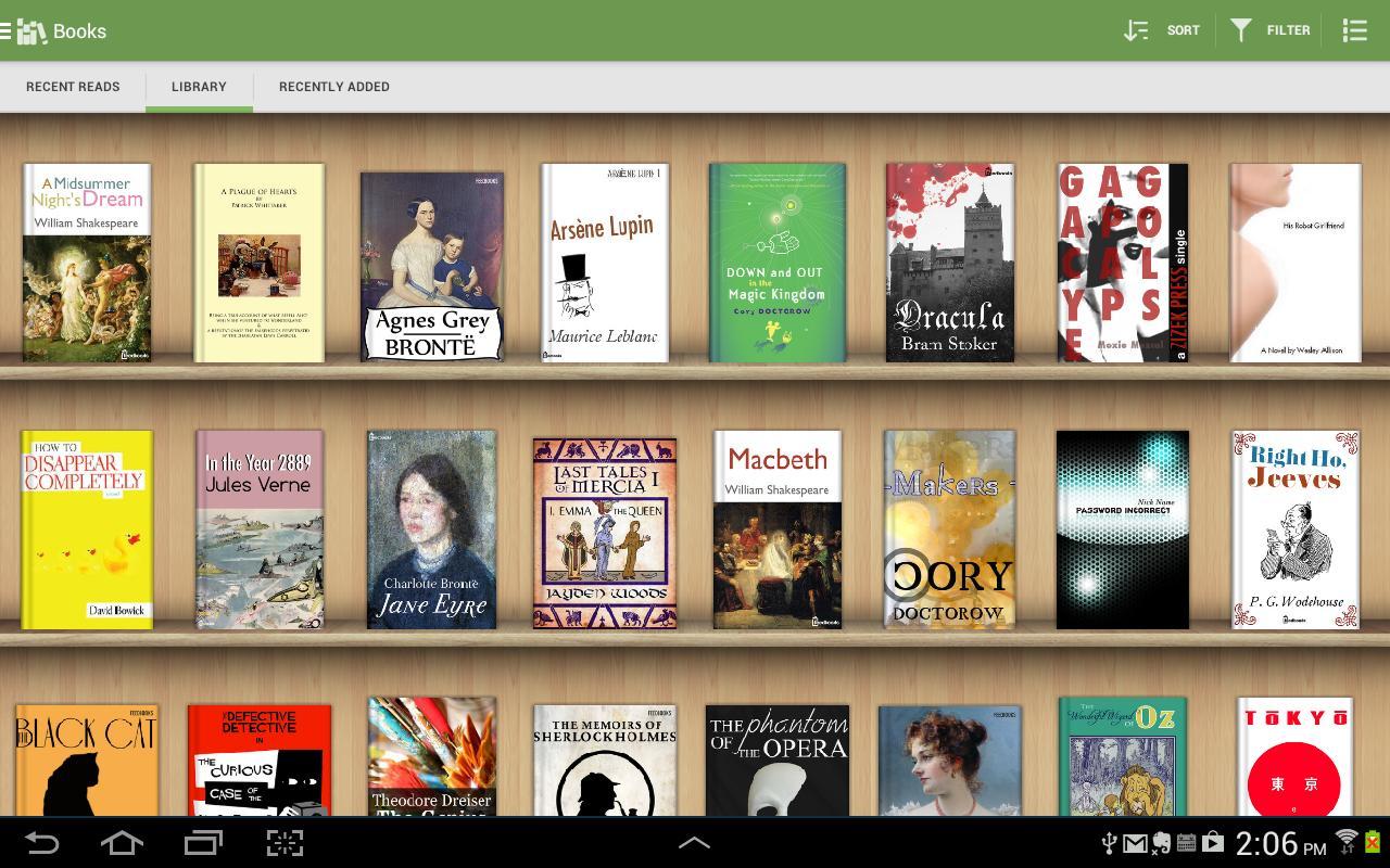 Aldiko Book Reader 3.1.3 Screenshot 9