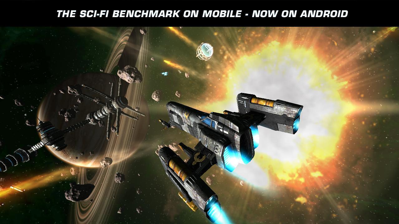 Galaxy on Fire 2™ HD 2.0.16 Screenshot 1