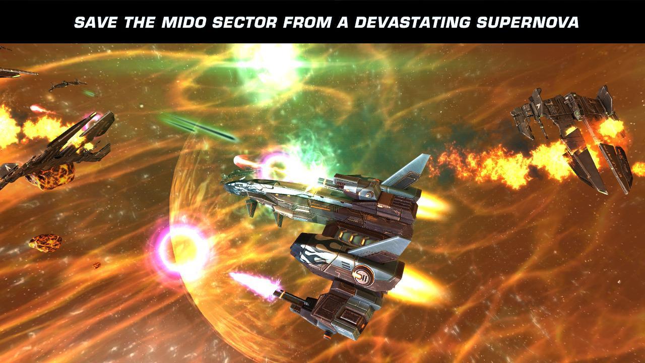 Galaxy on Fire 2™ HD 2.0.16 Screenshot 2
