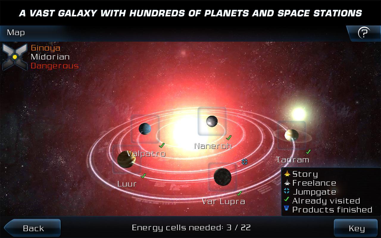 Galaxy on Fire 2™ HD 2.0.16 Screenshot 22
