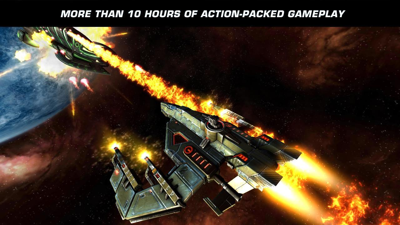 Galaxy on Fire 2™ HD 2.0.16 Screenshot 5
