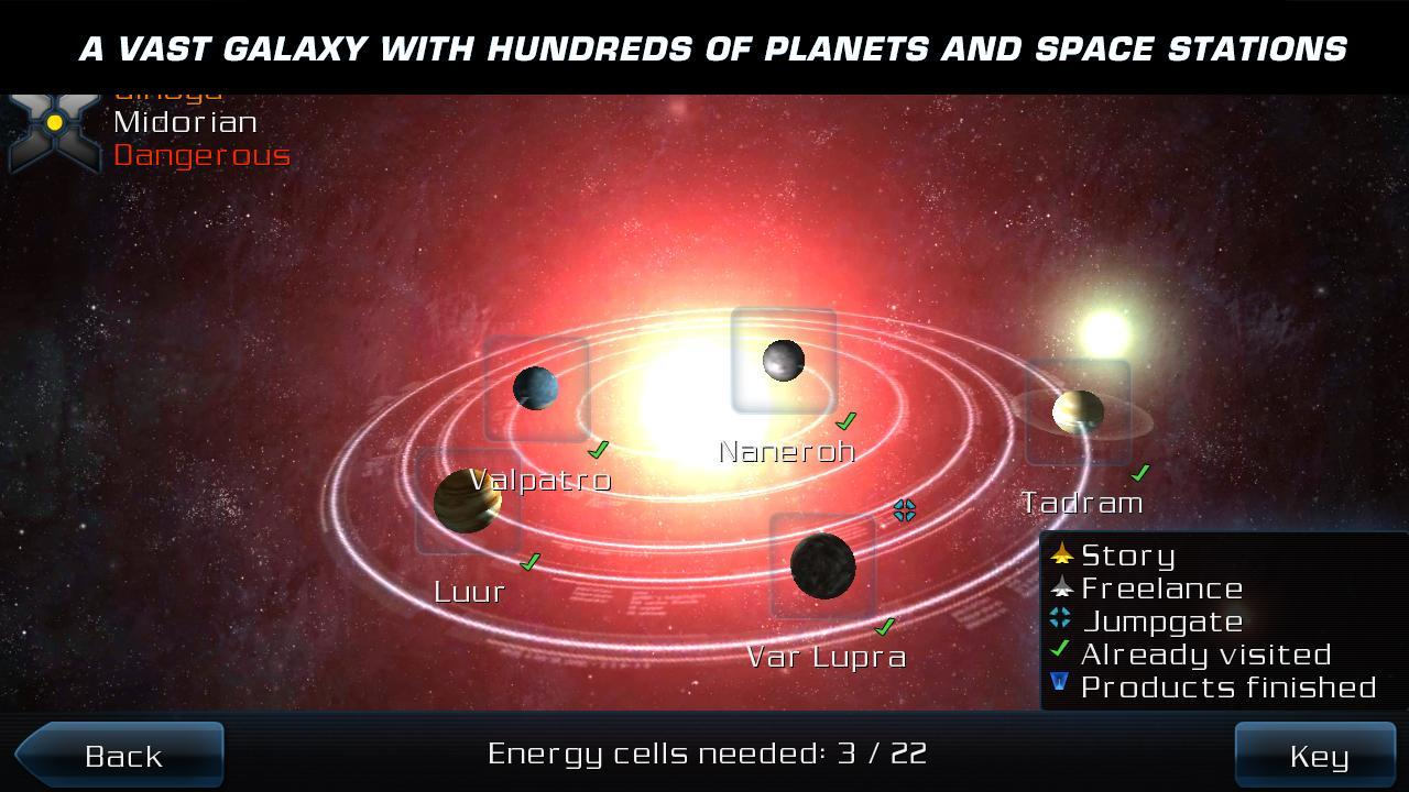 Galaxy on Fire 2™ HD 2.0.16 Screenshot 6