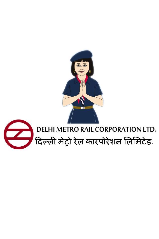 Delhi Metro Rail 6.3 Screenshot 1