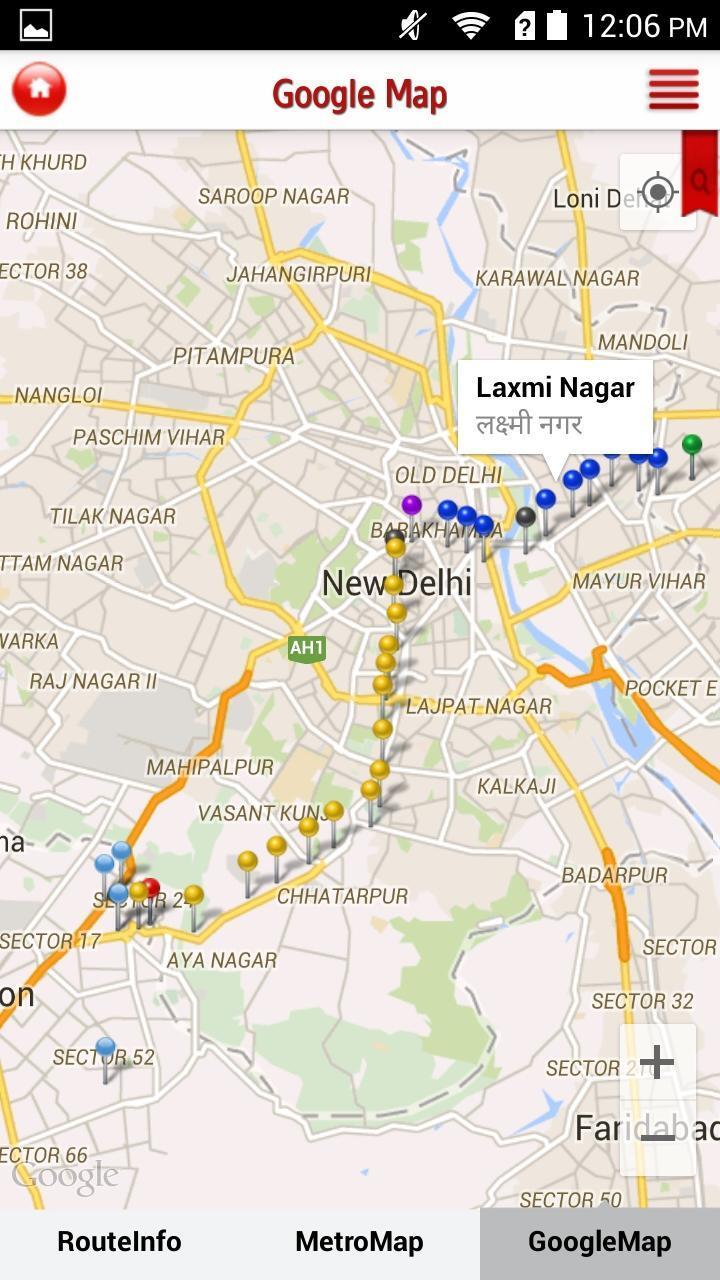 Delhi Metro Rail 6.3 Screenshot 6