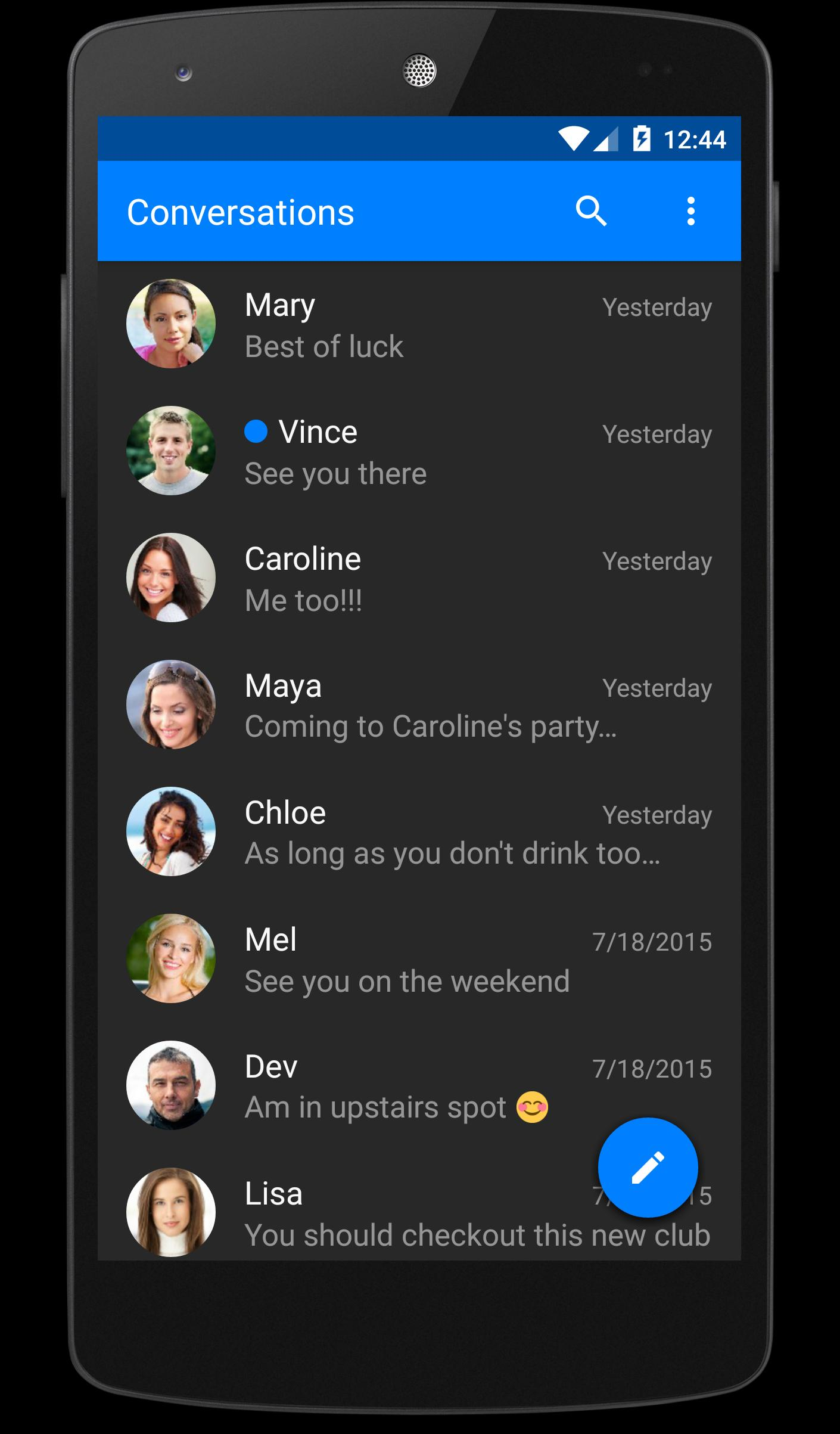 chomp SMS 8.11 Screenshot 3