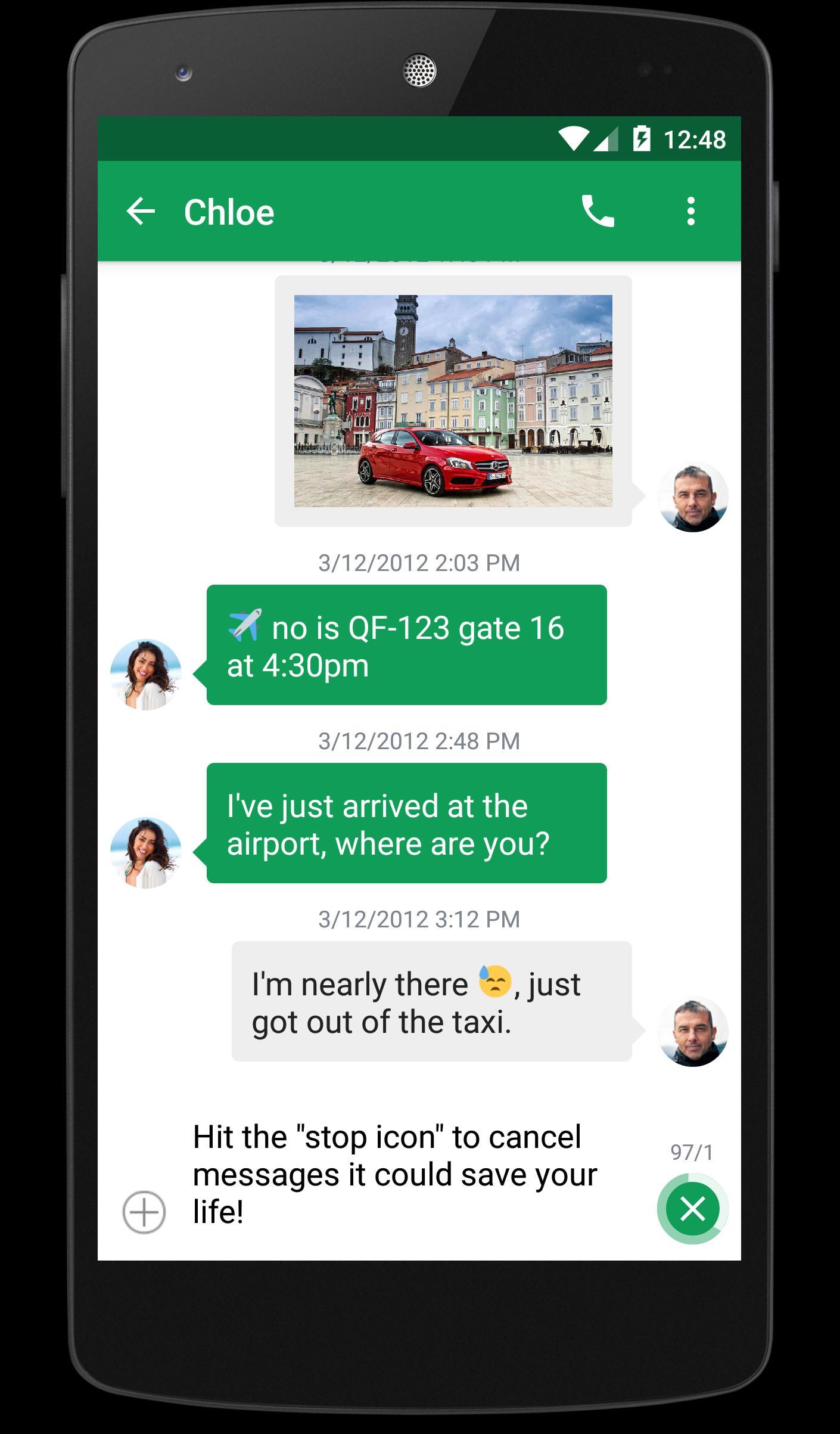 chomp SMS 8.11 Screenshot 6