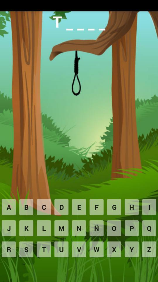 Hangman 1.3.2 Screenshot 3