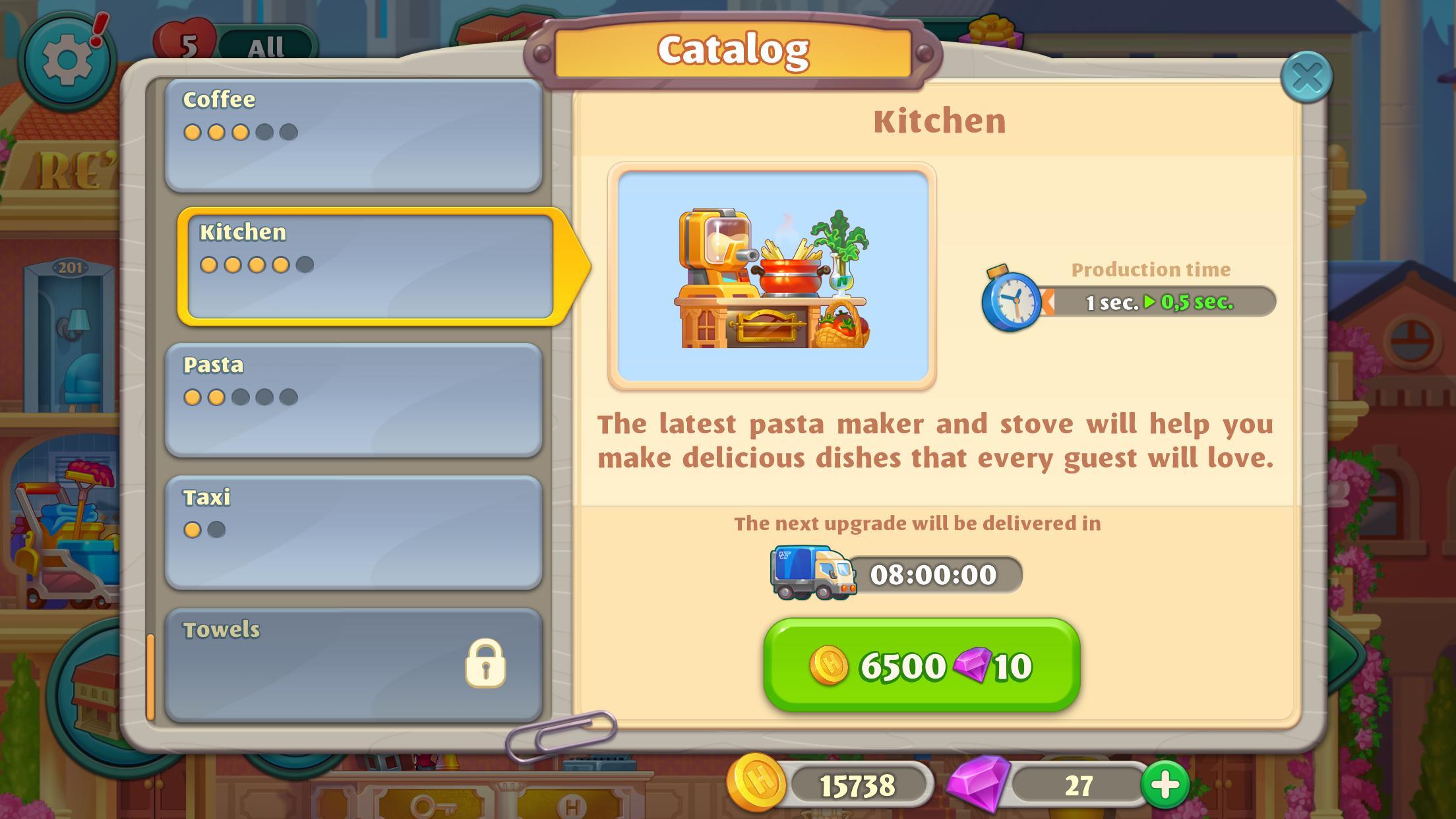 Grand Hotel Mania – Hotel Adventure Game 1.12.2.1 Screenshot 4