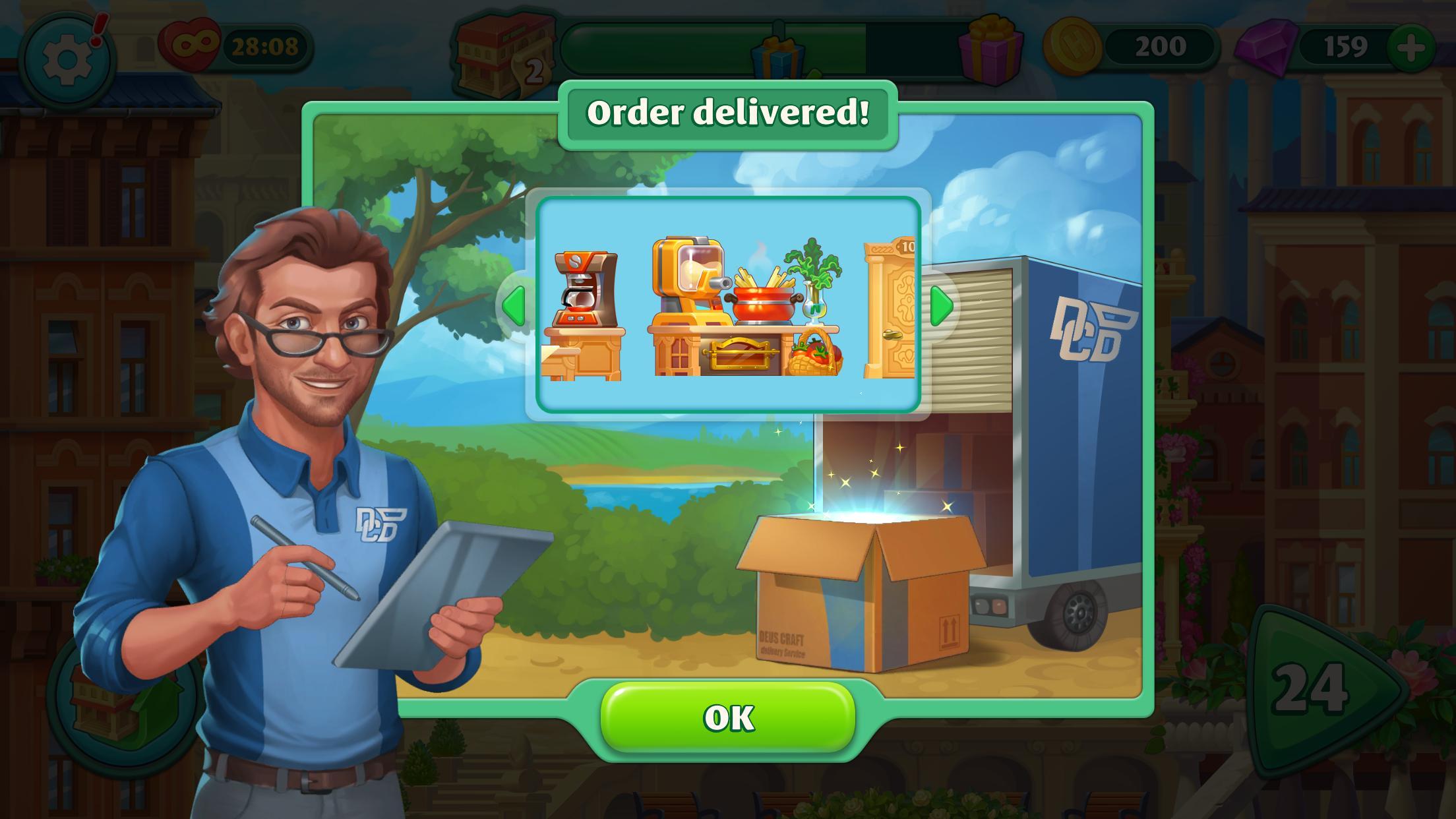 Grand Hotel Mania – Hotel Adventure Game 1.12.2.1 Screenshot 5