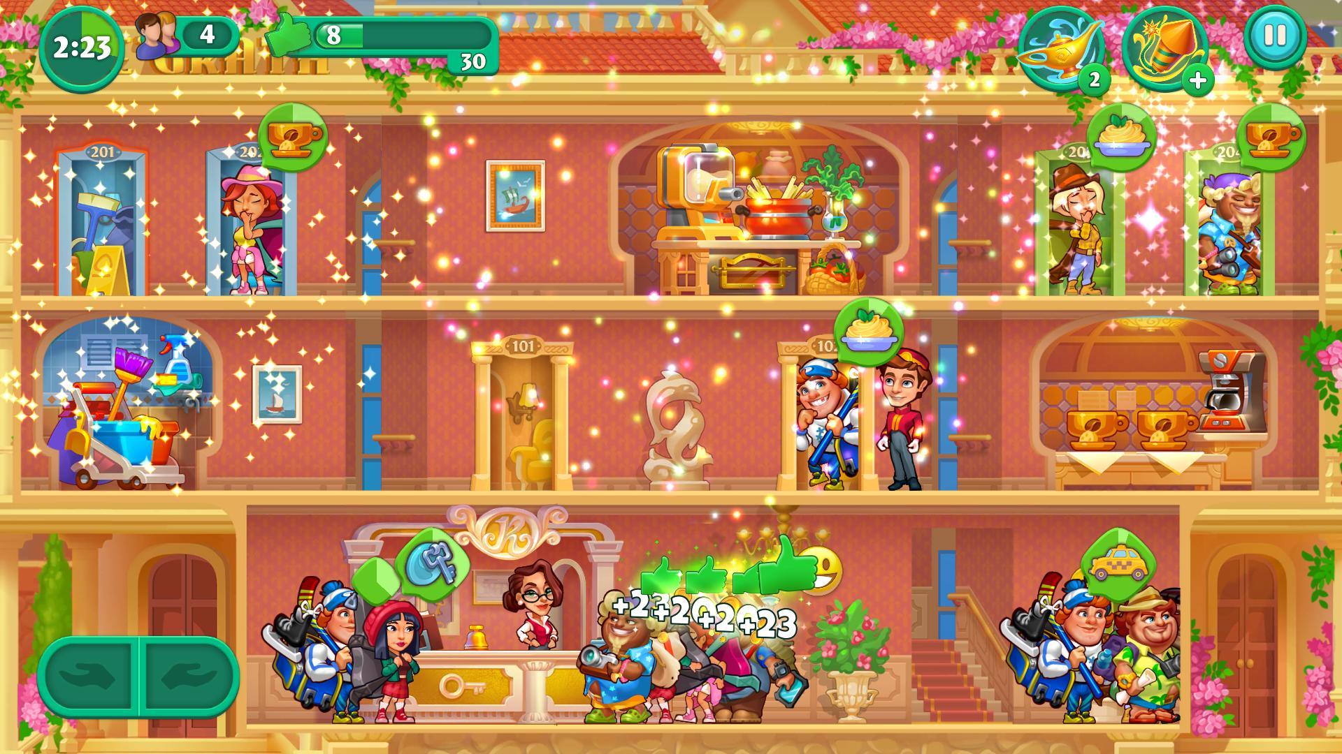 Grand Hotel Mania – Hotel Adventure Game 1.12.2.1 Screenshot 6