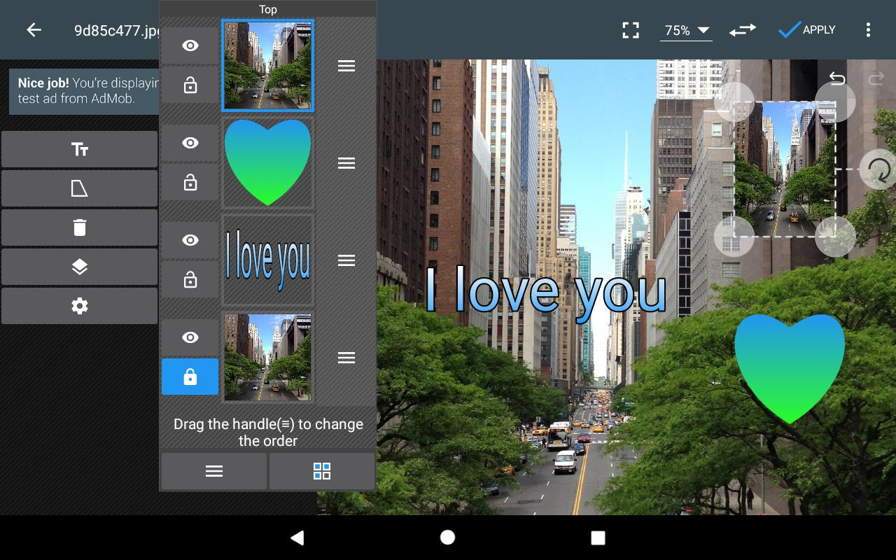 Photo Editor 6.2 Screenshot 21