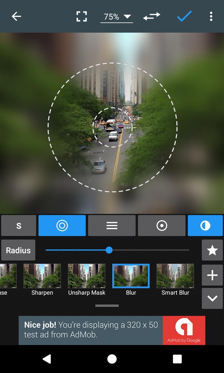 Photo Editor 6.2 Screenshot 4