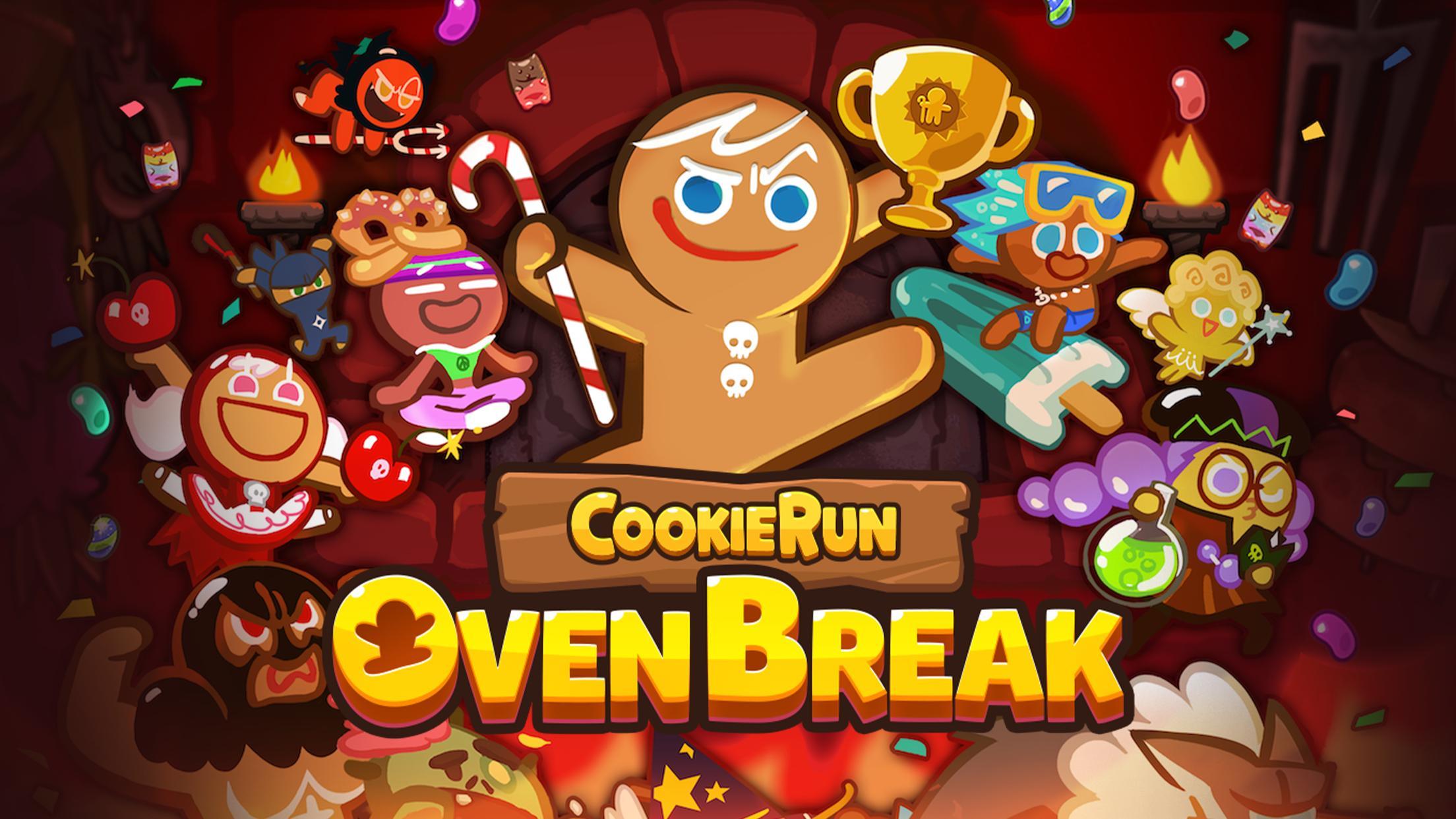 Cookie Run: OvenBreak 6.902 Screenshot 1
