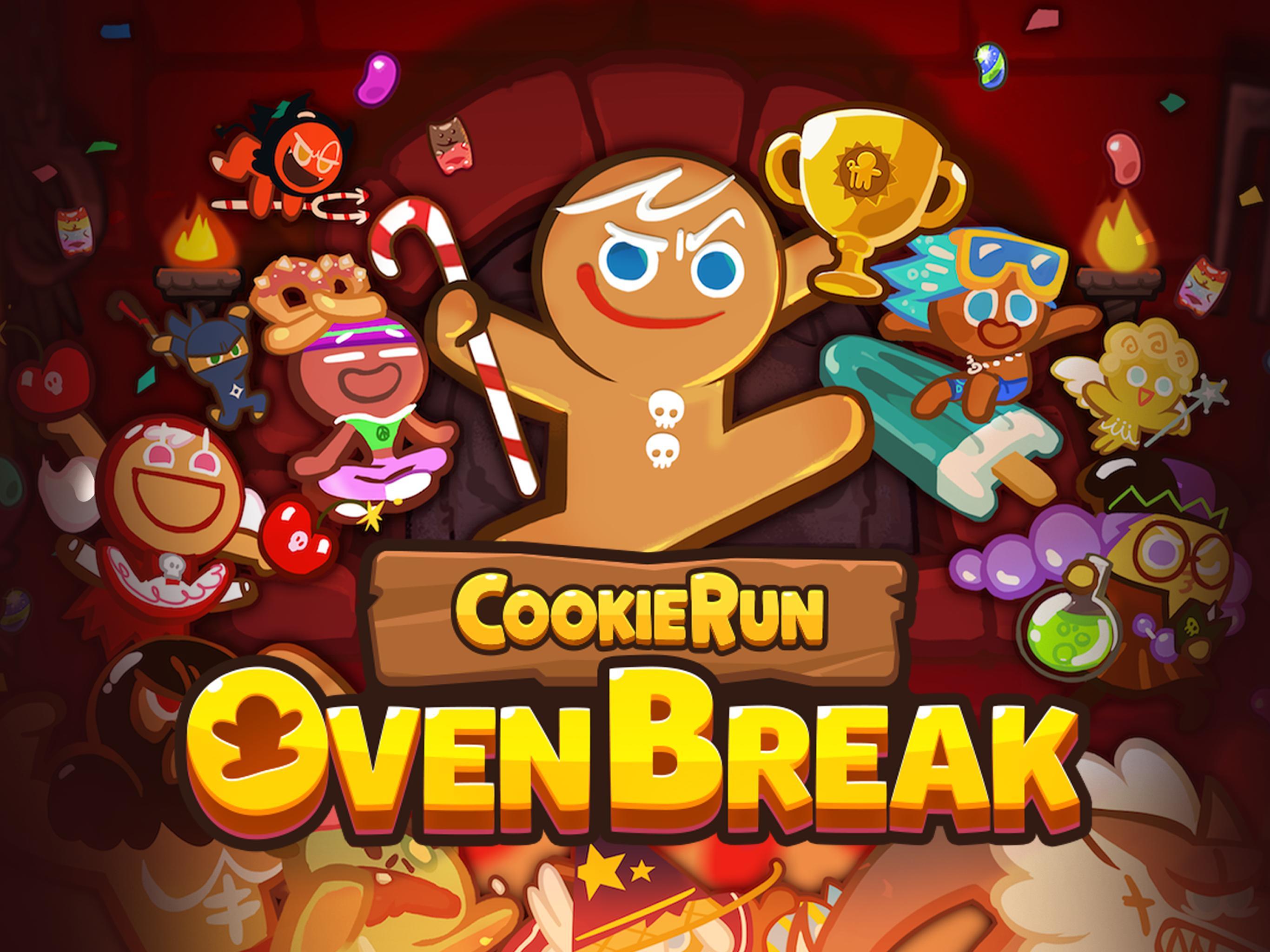 Cookie Run: OvenBreak 6.902 Screenshot 17