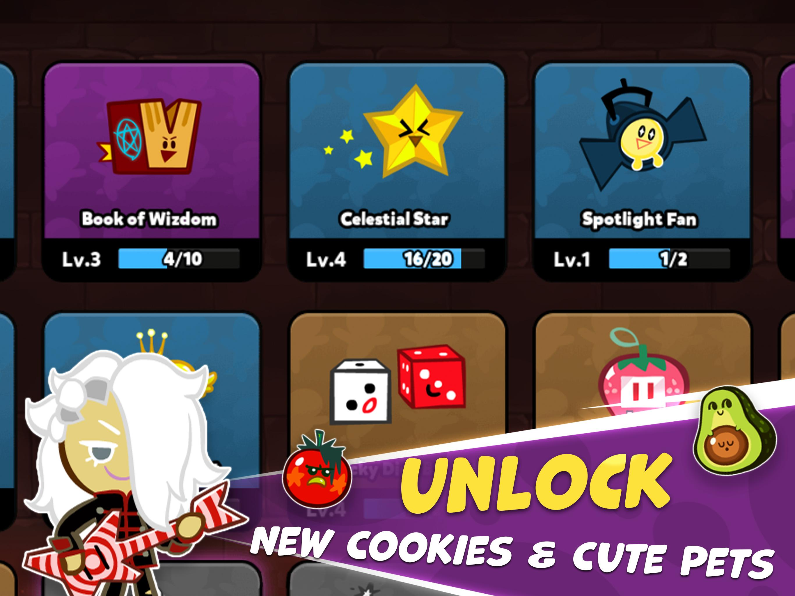 Cookie Run: OvenBreak 6.902 Screenshot 22