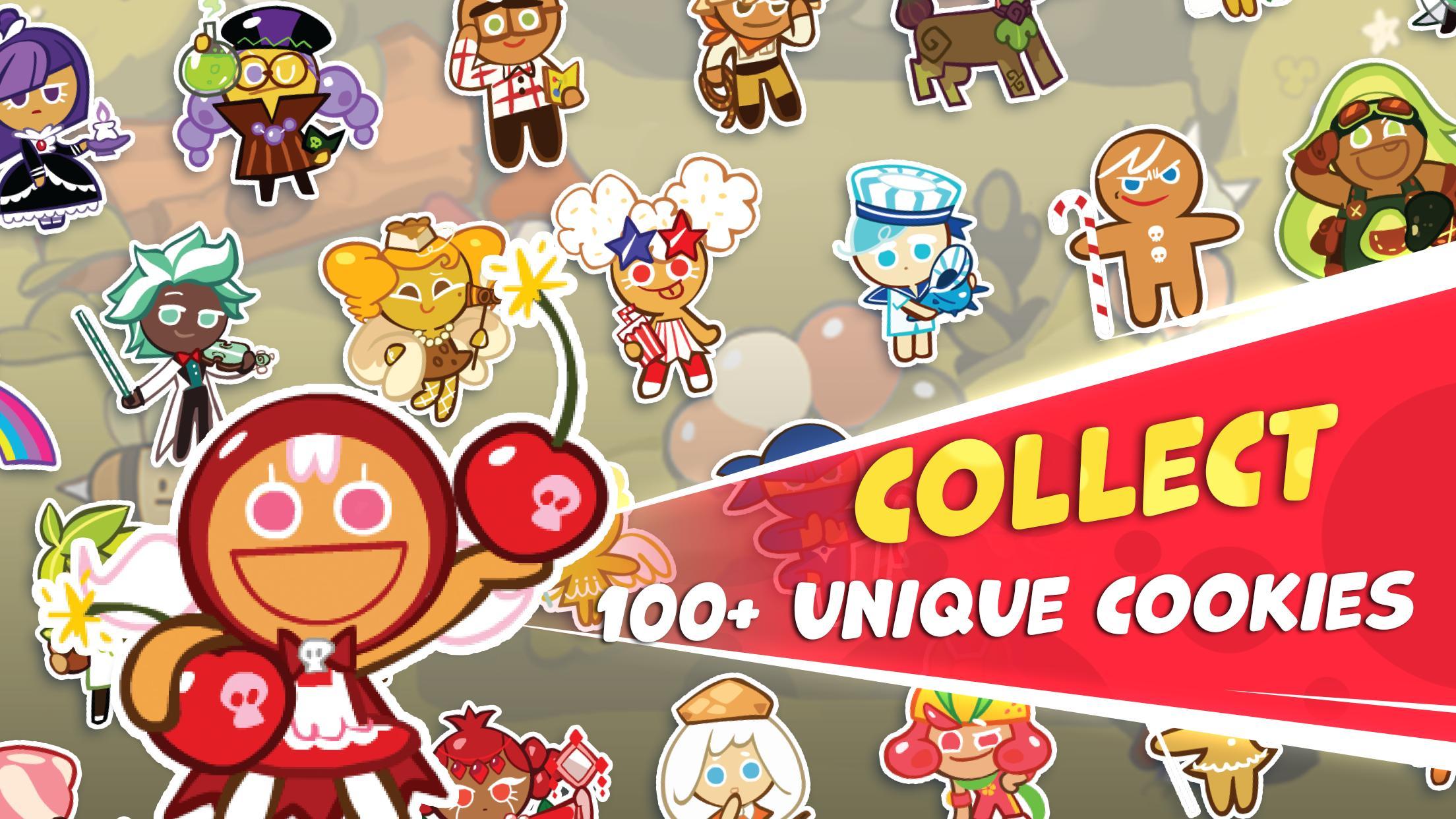 Cookie Run: OvenBreak 6.902 Screenshot 3