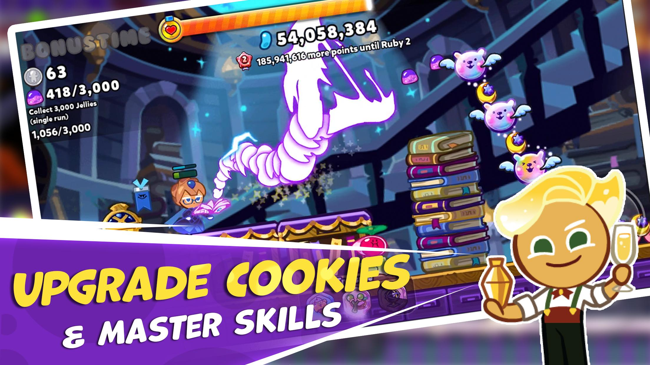 Cookie Run: OvenBreak 6.902 Screenshot 4