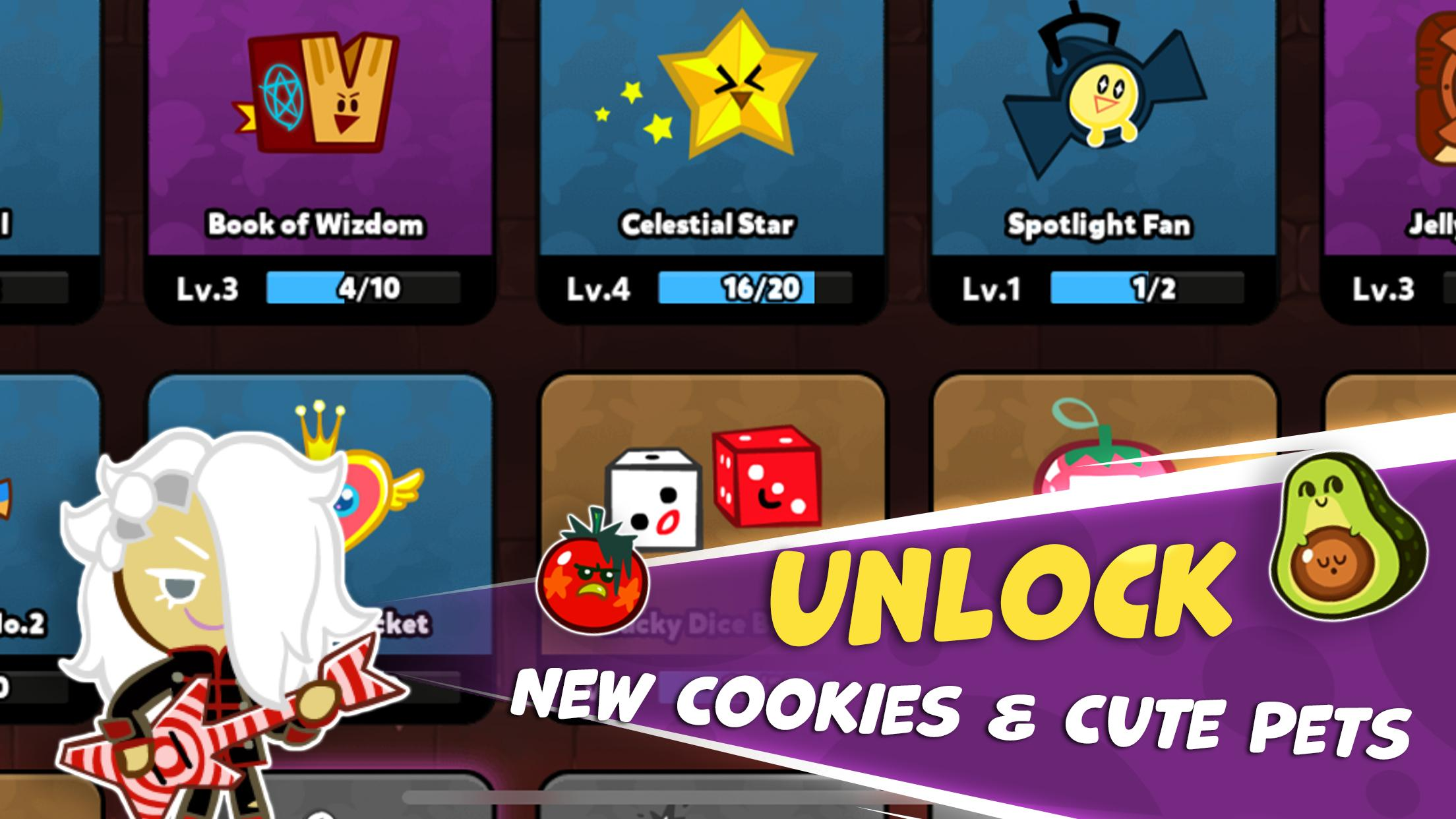 Cookie Run: OvenBreak 6.902 Screenshot 6