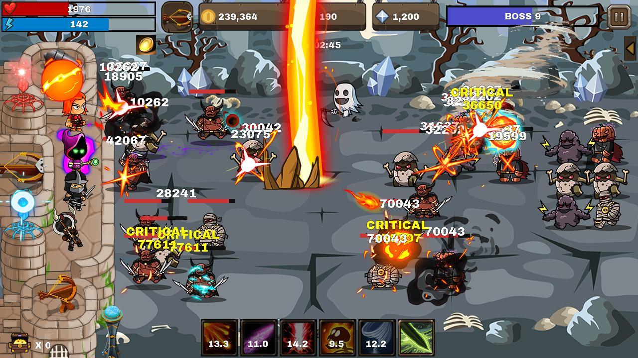 Final Castle Grow Castle 1.8.0 Screenshot 1