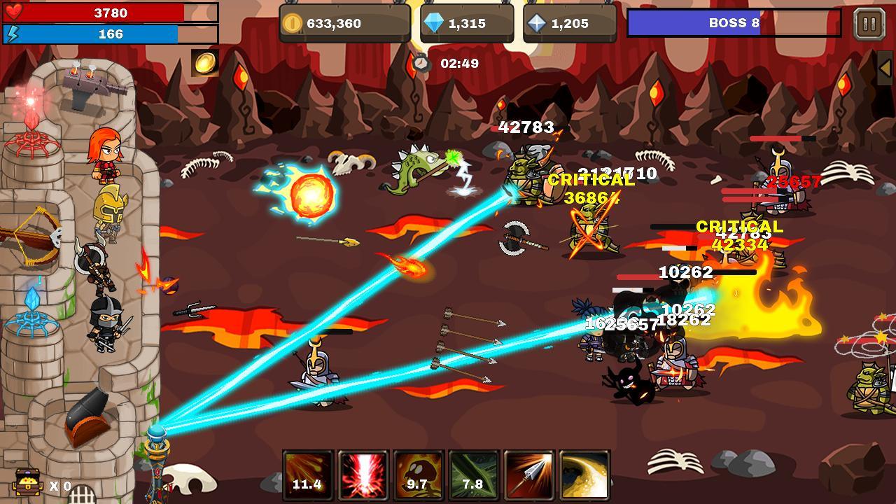 Final Castle Grow Castle 1.8.0 Screenshot 3