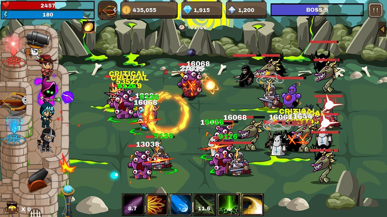 Final Castle Grow Castle 1.8.0 Screenshot 4