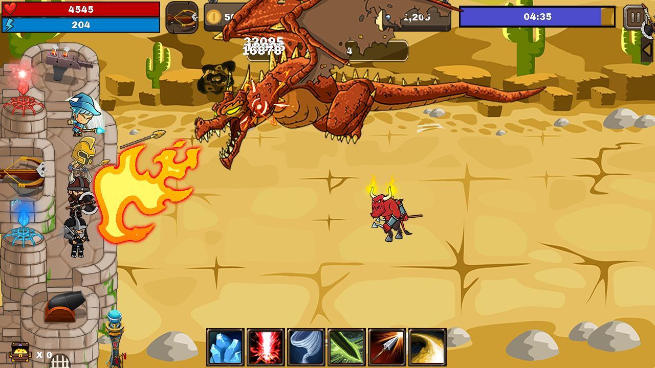 Final Castle Grow Castle 1.8.0 Screenshot 6