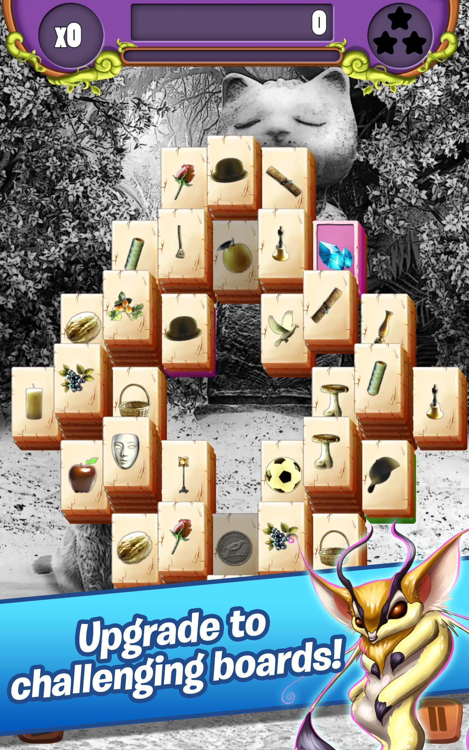 Hidden Mahjong - Cats Tropical Island Vacation 1.0.47 Screenshot 6