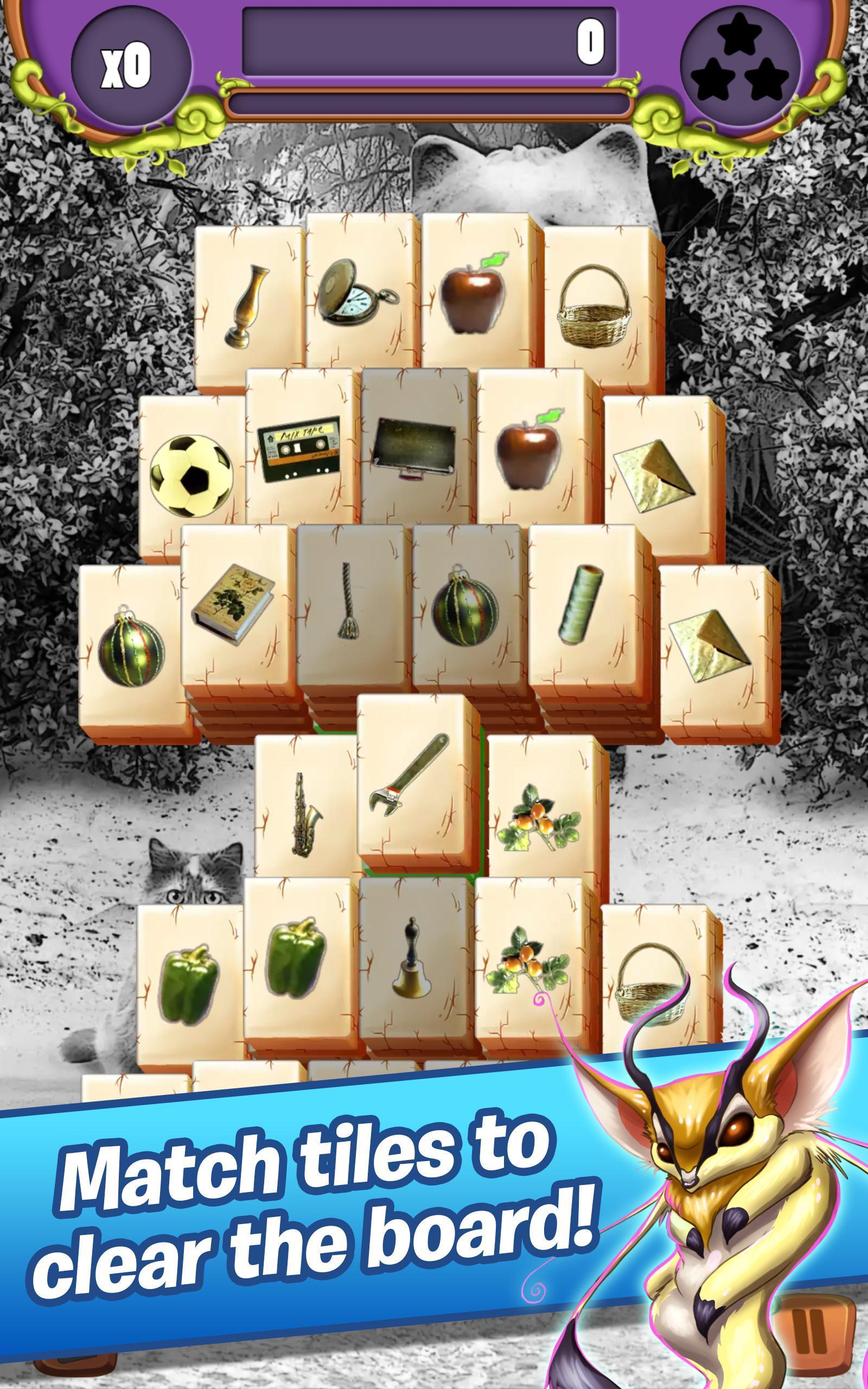 Hidden Mahjong - Cats Tropical Island Vacation 1.0.47 Screenshot 8