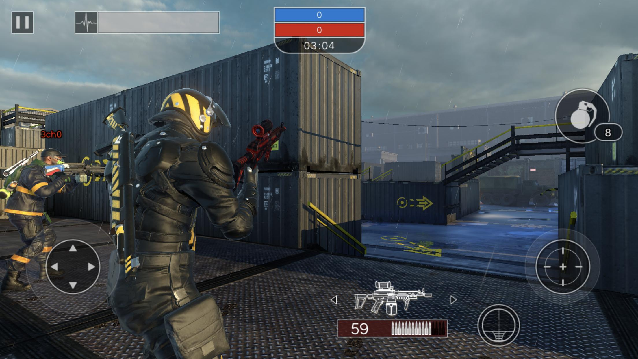 Afterpulse Elite Army 2.9.2 Screenshot 1