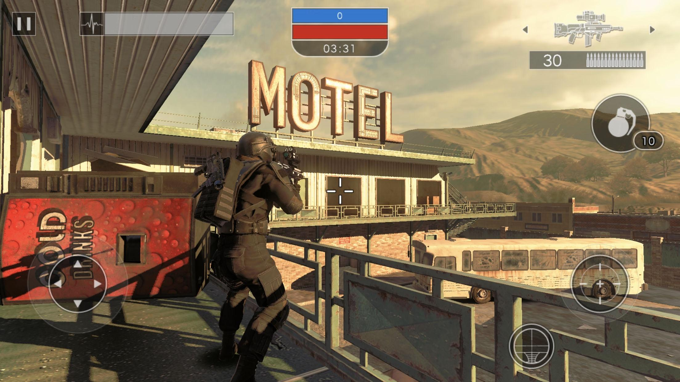 Afterpulse Elite Army 2.9.2 Screenshot 2