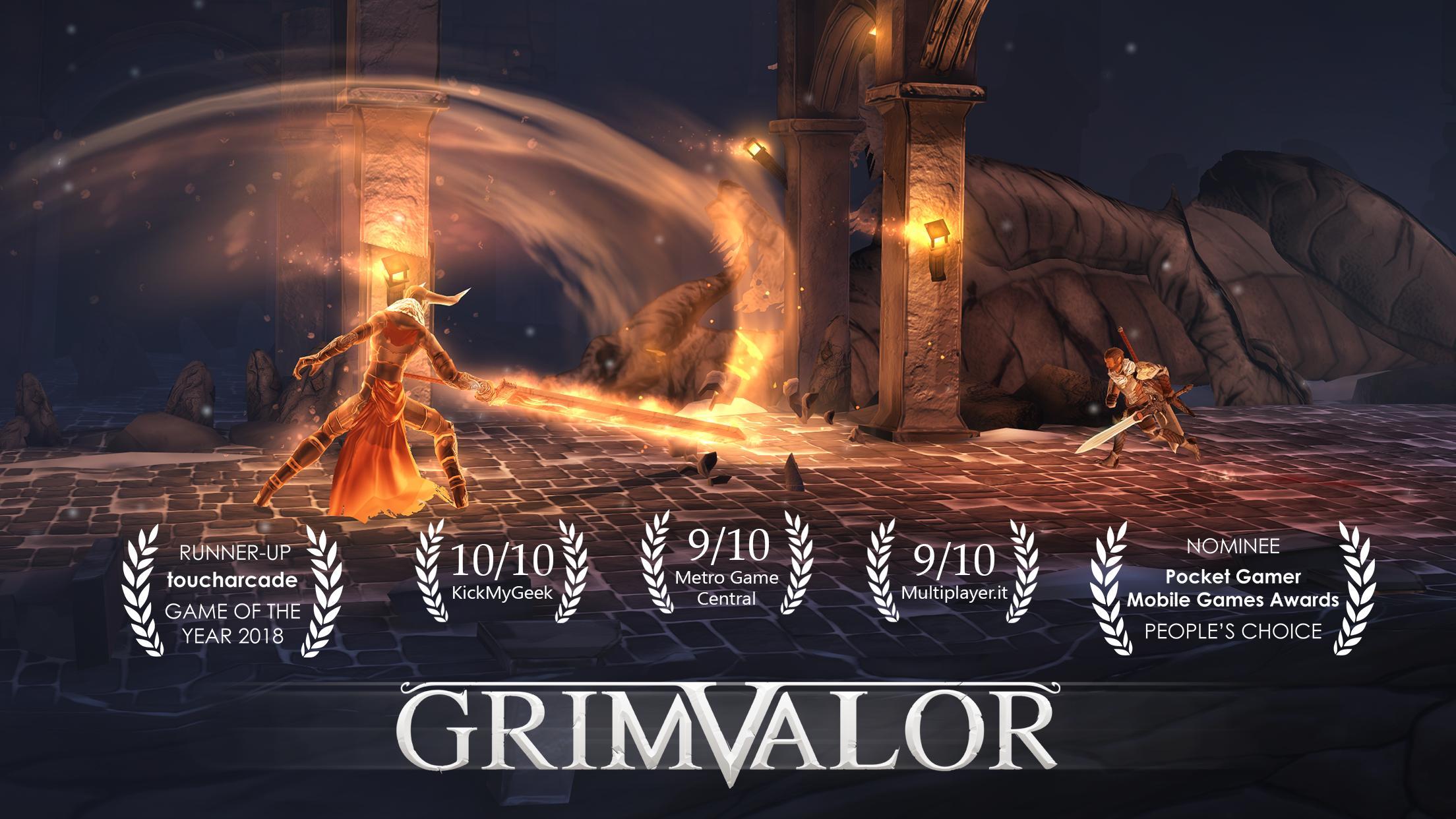 Grimvalor 1.2.0 Screenshot 1