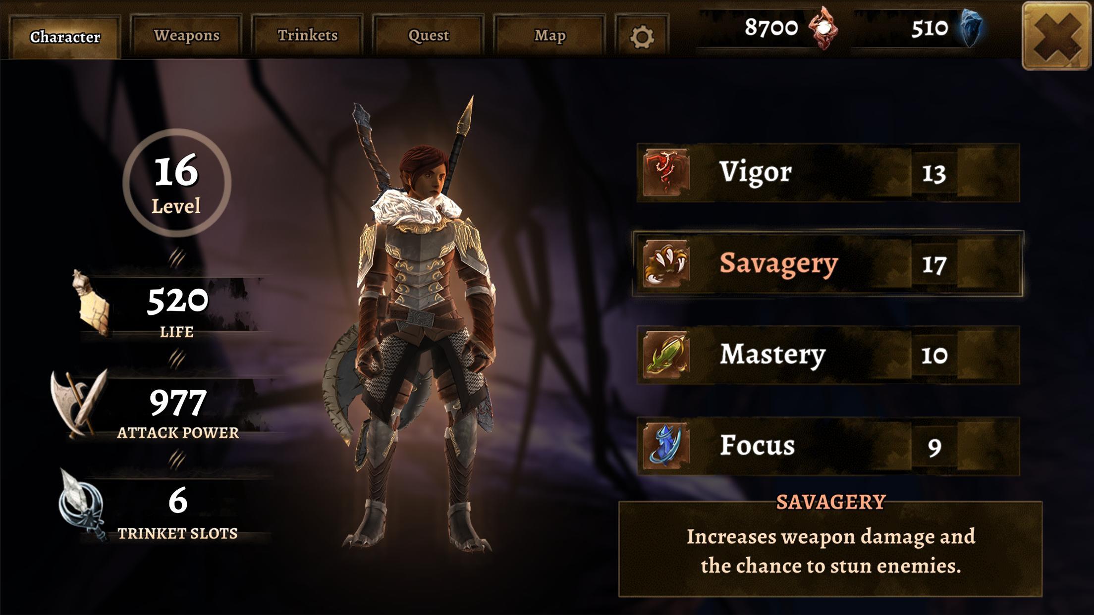 Grimvalor 1.2.0 Screenshot 4