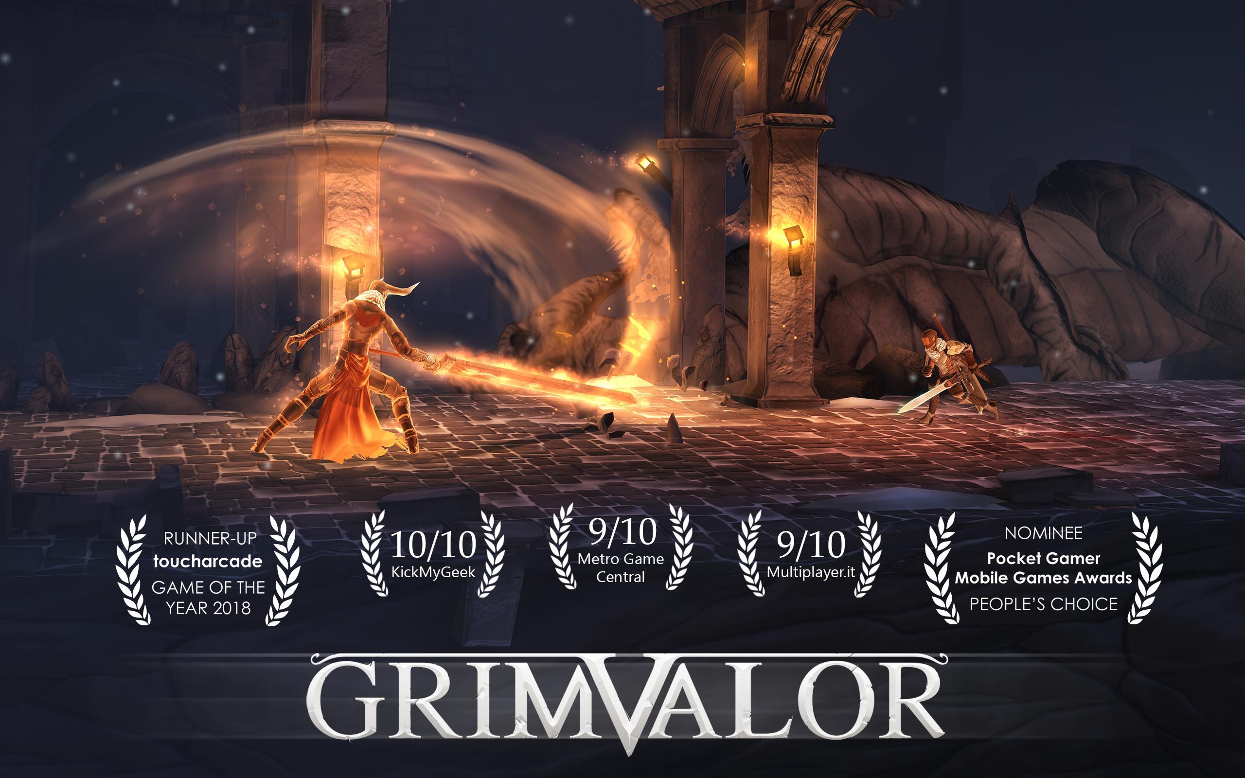 Grimvalor 1.2.0 Screenshot 9