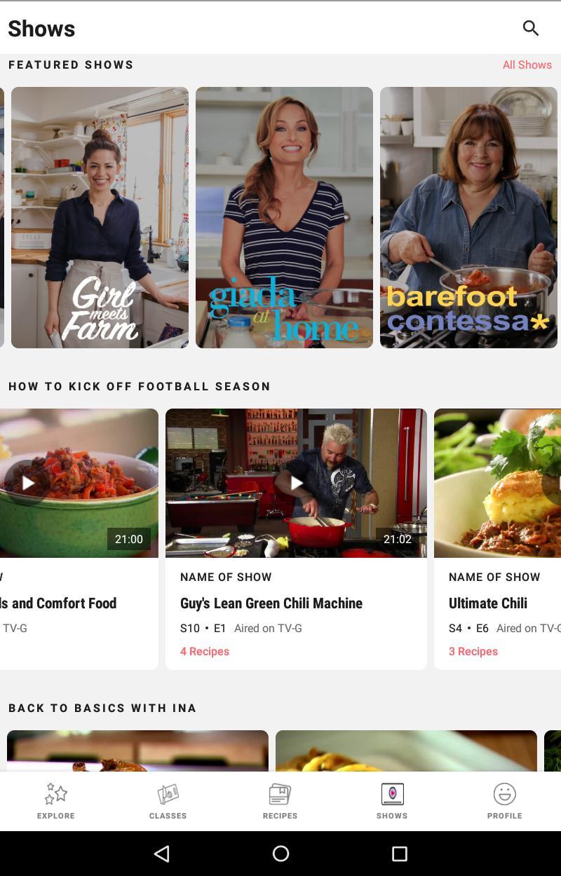 Food Network Kitchen 6.4.0 Screenshot 14