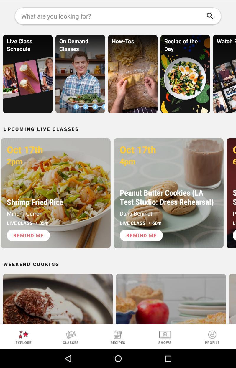 Food Network Kitchen 6.4.0 Screenshot 16