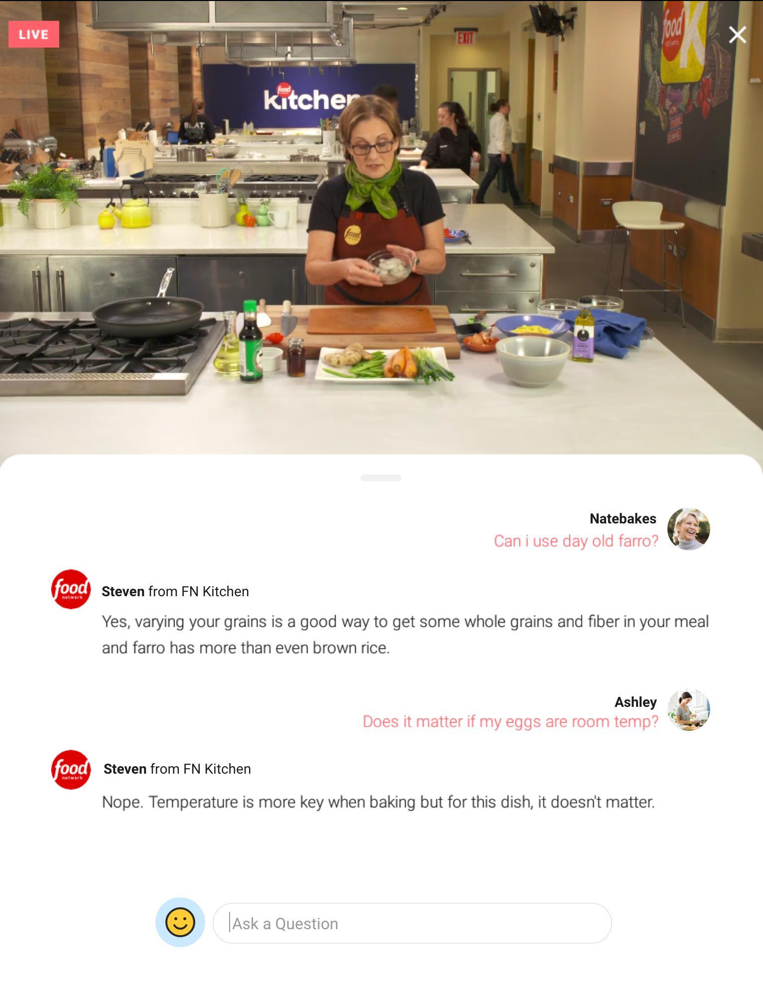 Food Network Kitchen 6.4.0 Screenshot 17