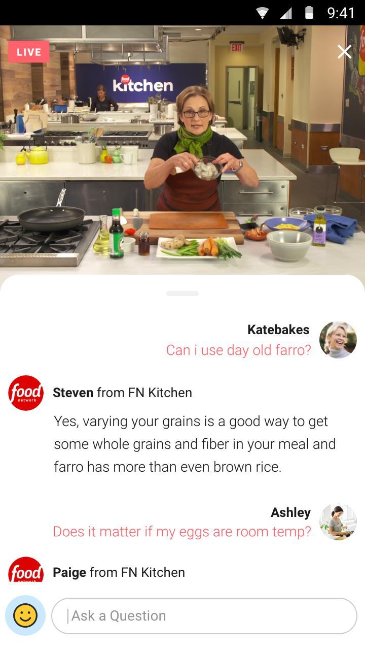 Food Network Kitchen 6.4.0 Screenshot 2