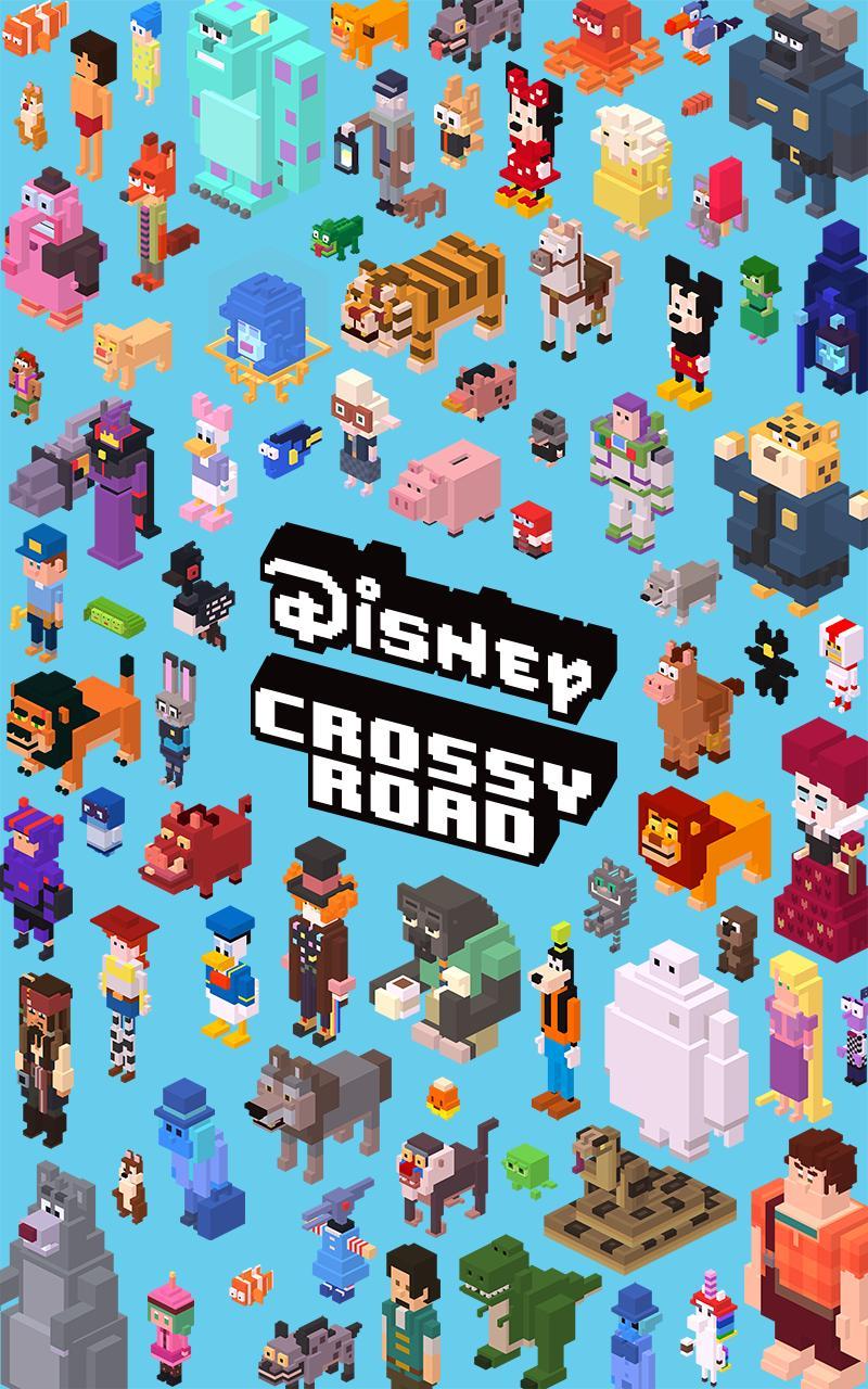 Disney Crossy Road 3.252.18441 Screenshot 5