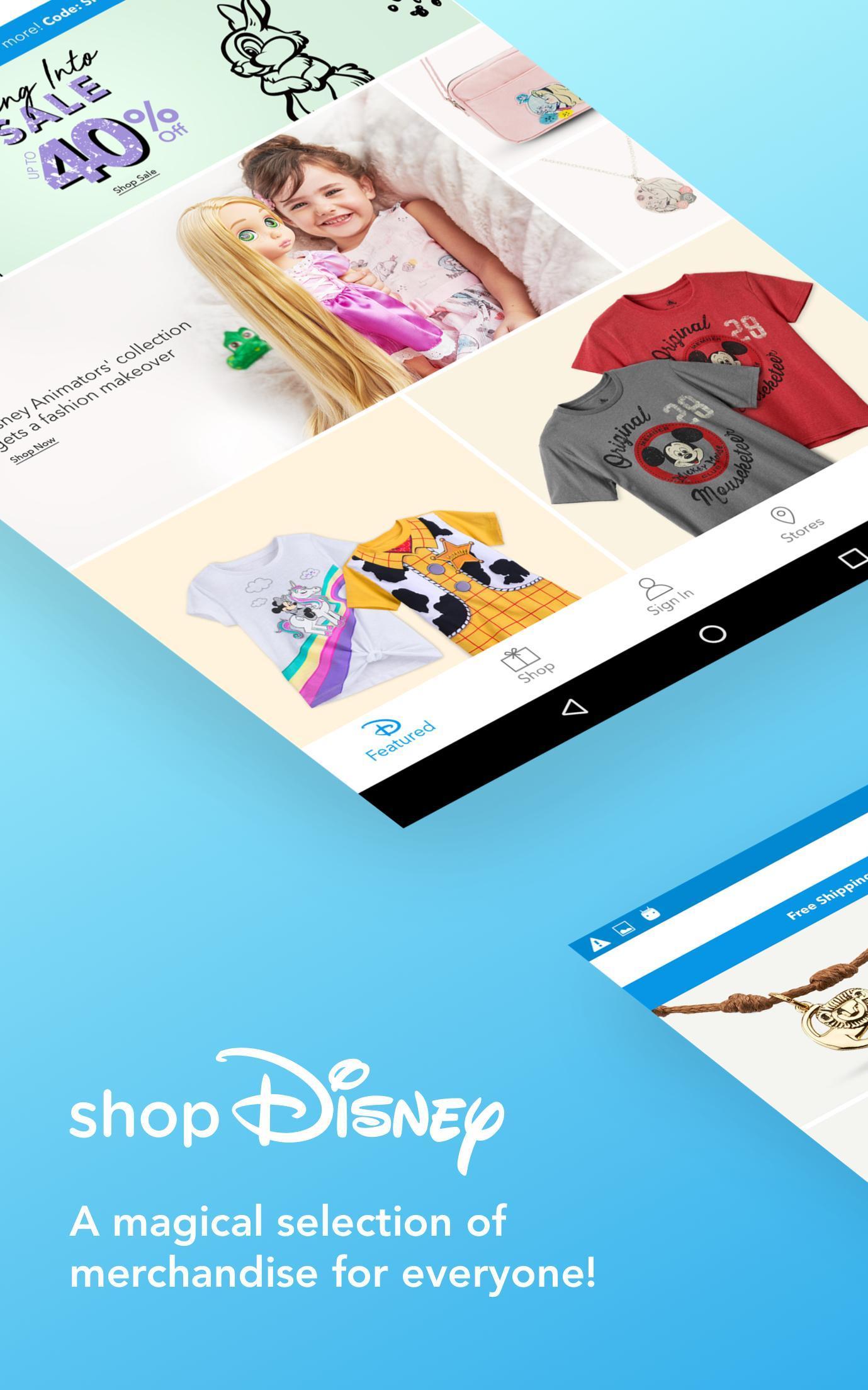 Shop Disney 3.1.1 Screenshot 11