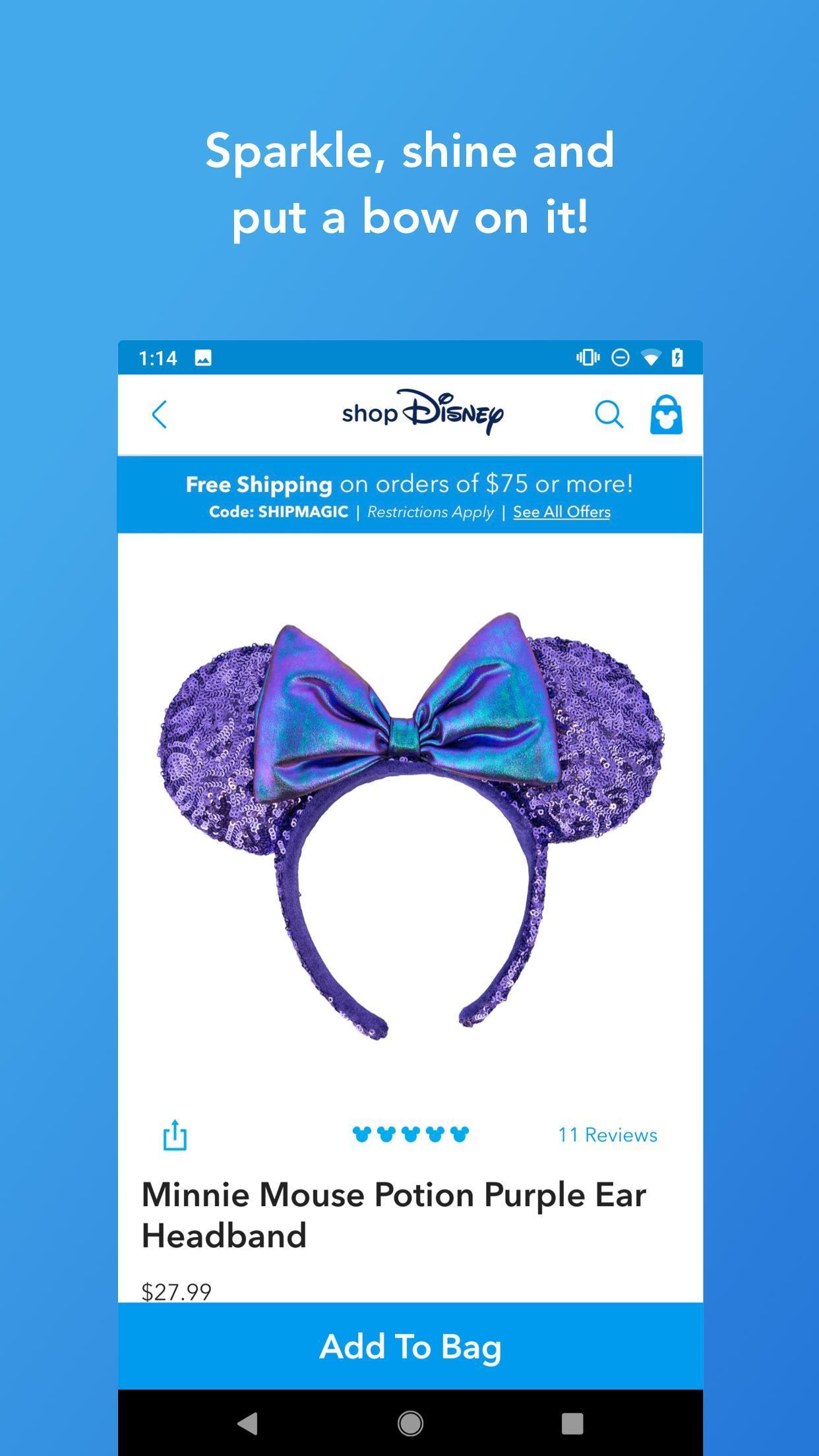 Shop Disney 3.1.1 Screenshot 4