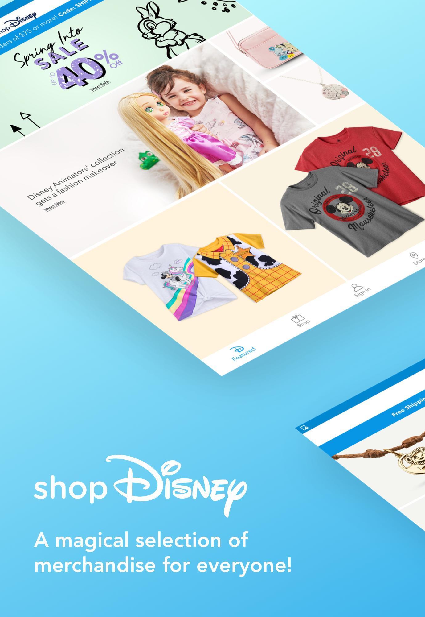 Shop Disney 3.1.1 Screenshot 6